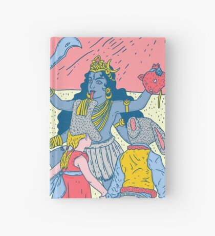 Kali dance  Hardcover Journal