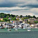 Kinsale Harbor by Mary Carol Story
