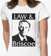 Gesetz & Briscoe Tailliertes T-Shirt für Frauen