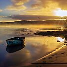 Conwy Estuary at Sunrise by Mal Bray