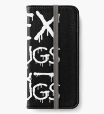 Sex Drugs &... WHITE iPhone Wallet/Case/Skin