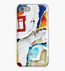 Paper Memories iPhone Case/Skin