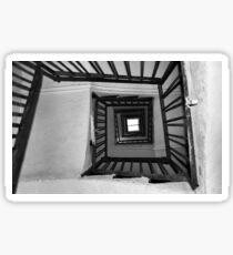 Winding Stairs Sticker