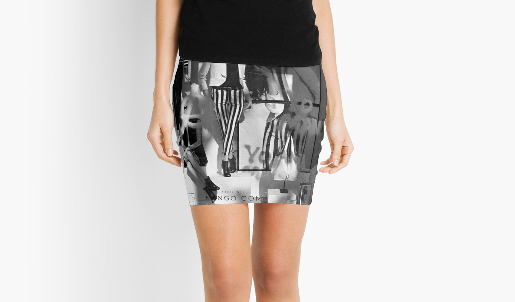 Quot Protest Anarchy Womens Quot Mini Skirts By Jvintage Redbubble