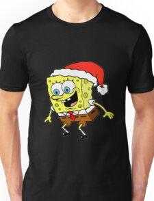 Spongebob Christmas Unisex T-Shirt
