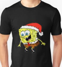 Spongebob Christmas T-Shirt