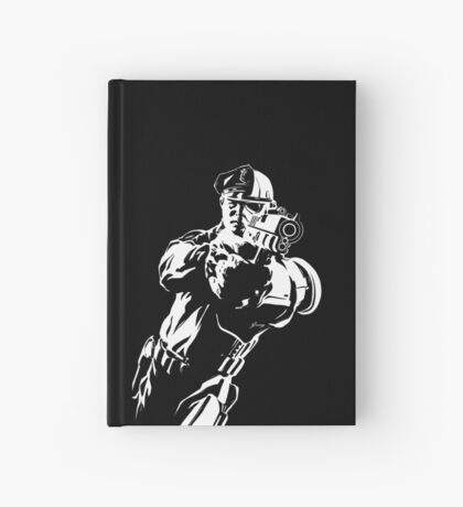 The Force by Grey Williamson (White) Hardcover Journal