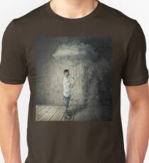 umbrella-cloud Unisex T-Shirt