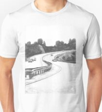 the Highway Unisex T-Shirt