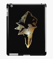 ° FINAL FANTASY ° Final Fantasy IX Space Logo iPad Case/Skin