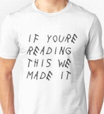 Camiseta ajustada Lo hicimos