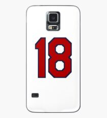 #18 Case/Skin for Samsung Galaxy