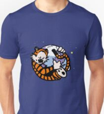 The Calvin and Hobbes Firefox T-Shirt
