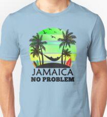 Jamaica No Problem Slim Fit T-Shirt