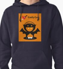 I Heart Candy Corn Pullover Hoodie