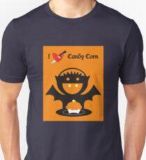 I Heart Candy Corn Unisex T-Shirt