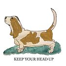 Keep Your Head Up by Jacquelyn  Carter