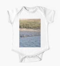 Alligator in the Water Kids Clothes