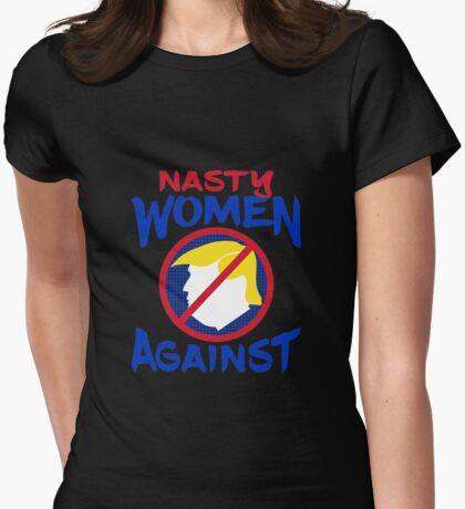 Nasty Women Against Trump T-Shirt