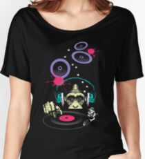 Monkey Business. Women's Relaxed Fit T-Shirt
