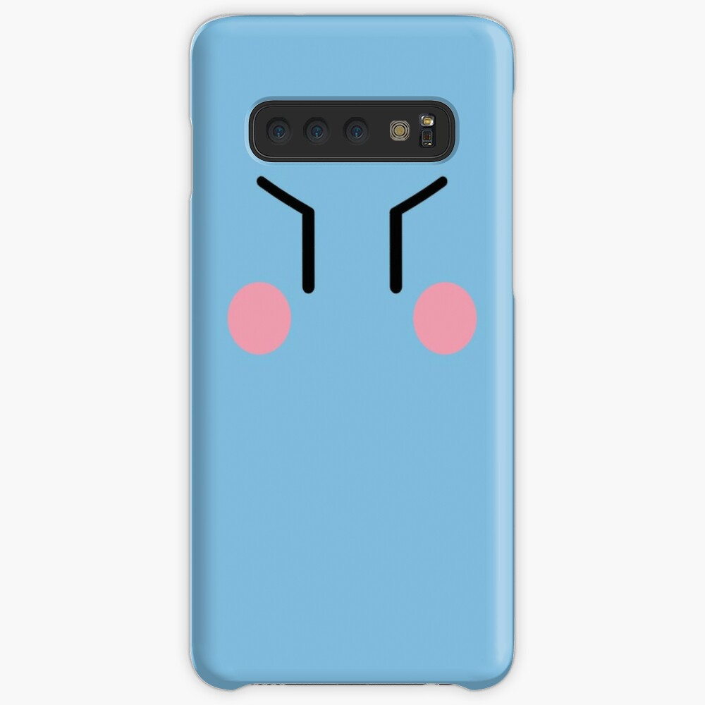 clannad dango face - male variant  Case & Skin for Samsung Galaxy