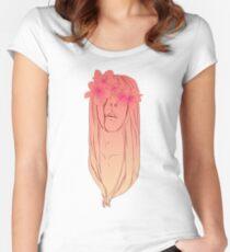 Azalea Women's Fitted Scoop T-Shirt