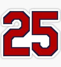#25 Sticker