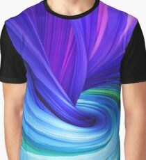 Twisting Forms #7 Graphic T-Shirt