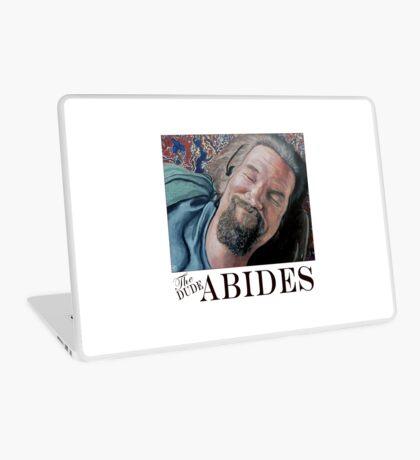 The Dude Abides Laptop Skin