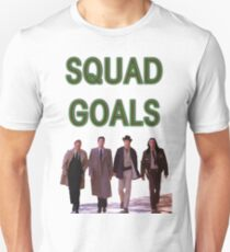 Squad Goals | Twin Peaks | Twin Peaks Collection Unisex T-Shirt