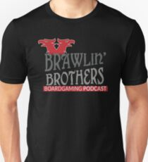 Brawling Brothers Design 3 Unisex T-Shirt