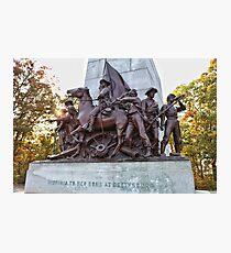 Gettysburg National Park #7 Photographic Print