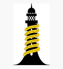 Going Round The Twist Photographic Print