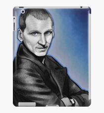 Ninth Doctor Who Christopher Eccleston Fantastic iPad Case/Skin