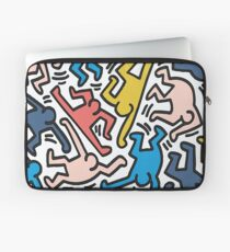 Haring Homage : Outback Sky Laptop Sleeve