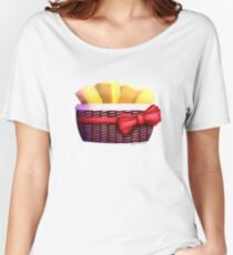 I Almost Died To Killer Animatronics, But The Gift Basket Was Worth It Women's Relaxed Fit T-Shirt