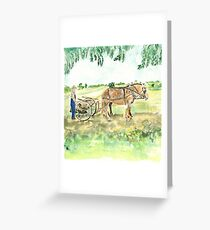 Another Way of Life Greeting Card