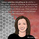 #SciComm100: Molly Shoichet by ScienceBorealis