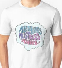 All things must pass - cloud T-Shirt