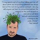 #SciComm100: Paul Sokoloff by ScienceBorealis