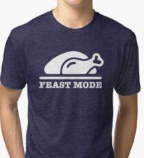 Feast Mode Tri-blend T-Shirt