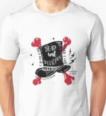Dead But Delicious, What We Do in the Shadows Slim Fit T-Shirt