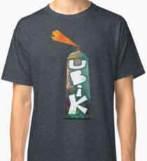 Phillip K Dick Sci Fi - Ubik Classic T-Shirt