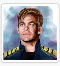Oh Captain my Captain Sticker