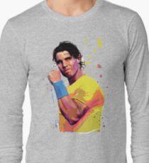Rafa Nadal Long Sleeve T-Shirt