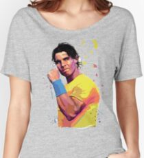 Rafa Nadal Women's Relaxed Fit T-Shirt
