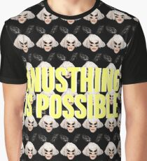 ALASKA THUNDERFUCK - ANUSTHING IS POSSIBLE Graphic T-Shirt