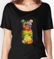 Rainbow Gummy Bear Women's Relaxed Fit T-Shirt
