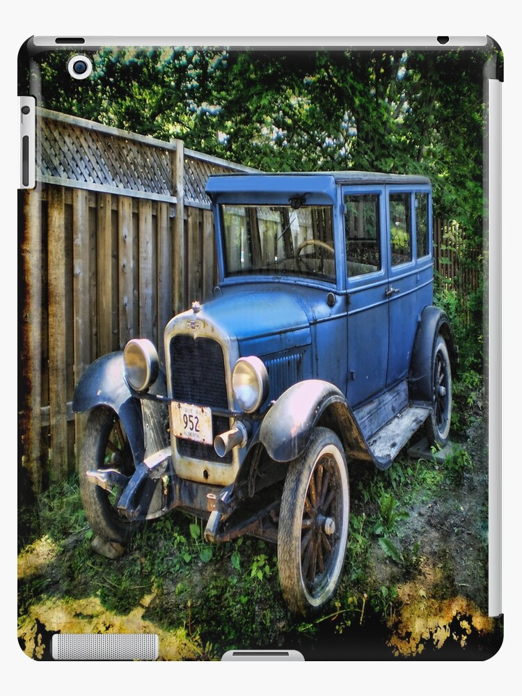 1926 Ford Chevy Model T Coupe IPAD COVER by ✿✿ Bonita ✿✿ ђєℓℓσ