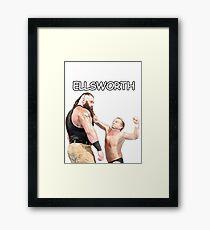 ELLSWORTH Framed Print